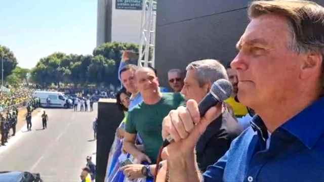 Após ameaça de Bolsonaro, Fux aguarda fim do ato em SP para reunir com ministros da Corte
