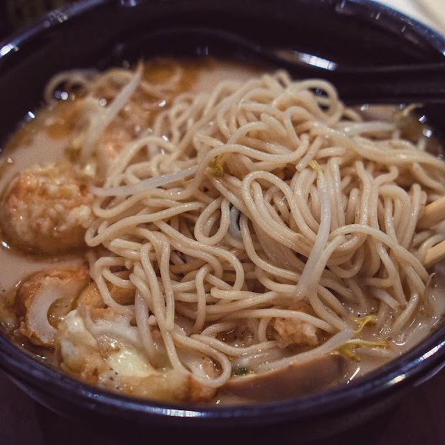 Cheese Chikua Ramen