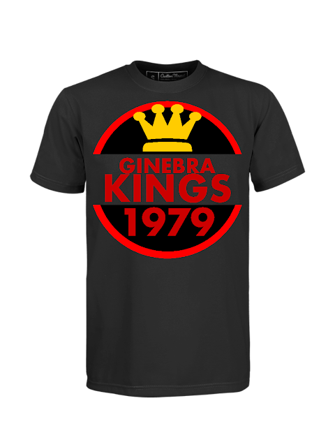Ginebra Kings 1979 T-Shirt Design