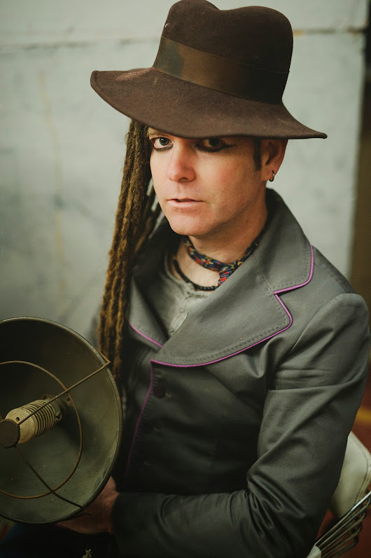 Duke Special album launch tour at Down Arts Centre