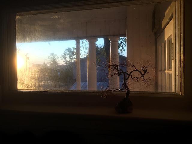 TAE Tree, Copper wire tree