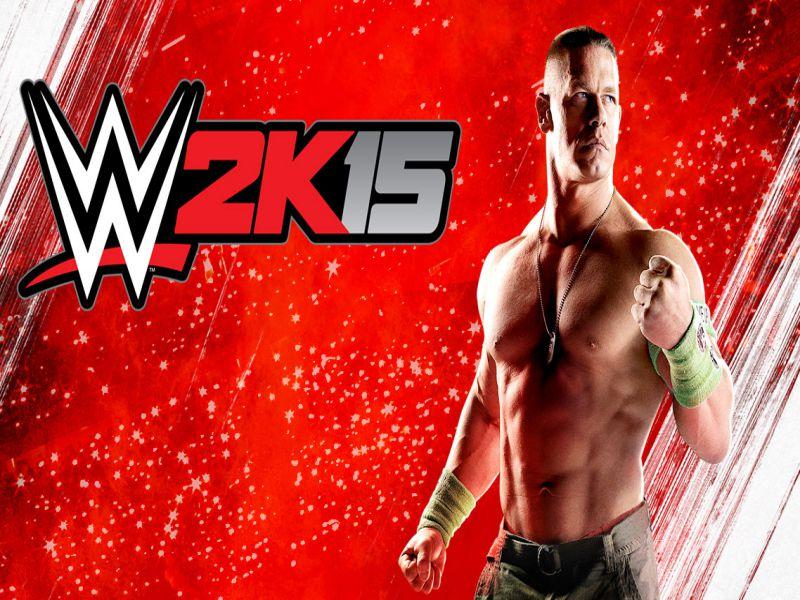 Download WWE 2K15 Game PC Free