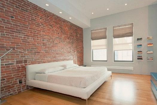 Desain Interior Kamar Tidur Minimalis