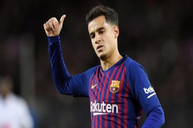 Reports: Coutinho planning to leave Barcelona .. United goal