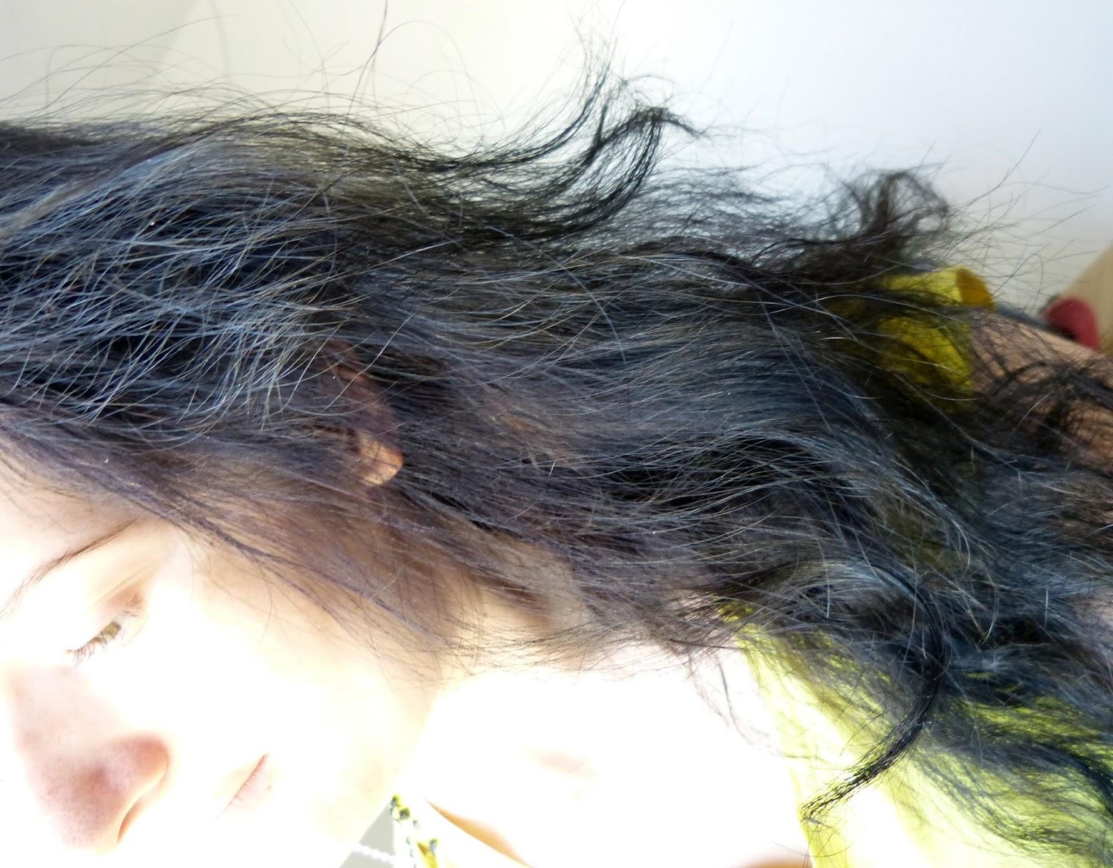 Jak się sprawdziła farba Tints of Nature i co dalej z tymi włosami?