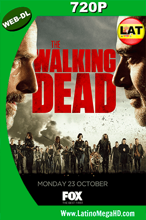 The Walking Dead Temporada 8 (2017) 08X08 Latino HD WEB-DL 720P ()