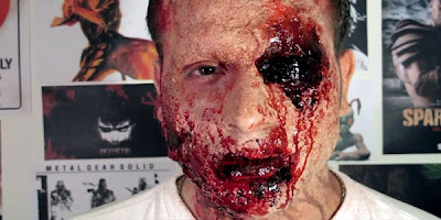 Zombie Make Up video Vol.2: che hai fatto alla faccia?