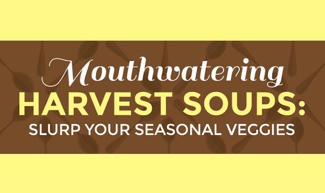 Harvest Soups: Slurp Your Seasonal Veggies