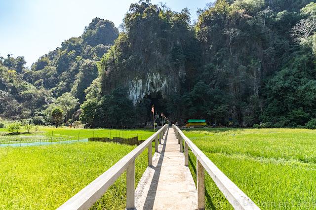 Sadan Cave - Région de Hpa An - Myanmar Birmanie