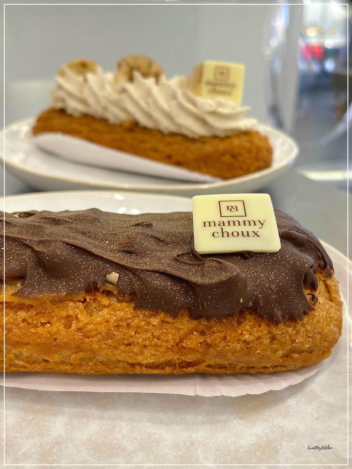 Mammy ChouxSeixal pastelaria francesa eclairs