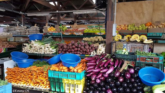 Market @ Sainte-Denis ~ Réunion by ©Emmy DE