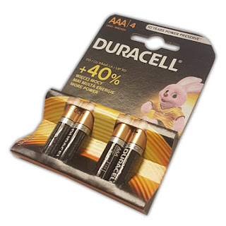 batterie duracell stilo basic more pwoer