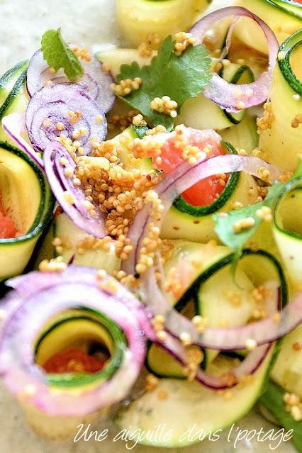 courgette-quinoa-pamplemousse-oignon-piment-leche de tigre