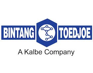 Lowongan Kerja PT Bintang Toedjoe Penempatan Aceh