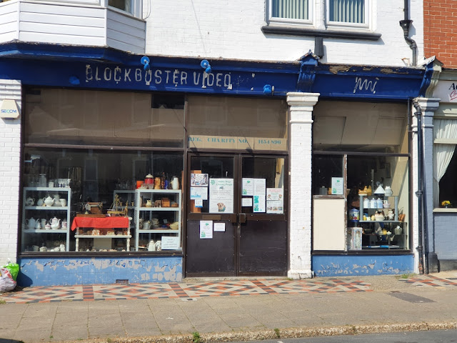 Former Blockbuster Video Express in Shanklin, Isle of Wight