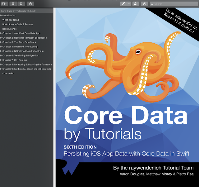 Core Data By Tutorials Fifth Edition IOS 13 and Swift 5