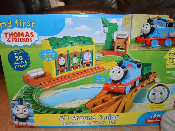 Fisher Price Thomas & Friends - All Around Sodor Review