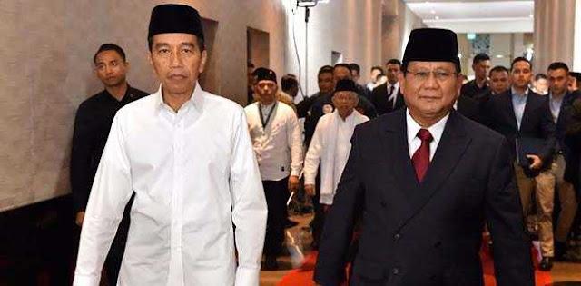 Sebaiknya Jokowi Yang Temui Prabowo