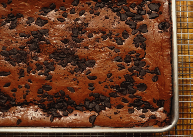 Deliciosos BROWNIES chiclosos [Receta]