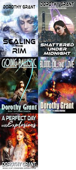My wife's novels