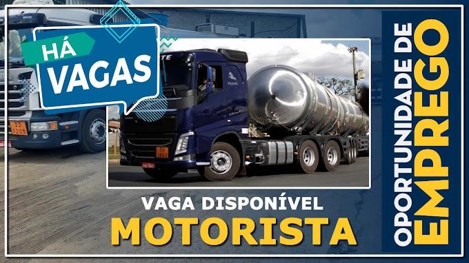 Transportadora Pujante abre vagas para Motorista em 3 estados.