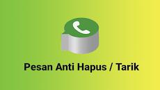 Cara Mengatur Pesan Anti Hapus di GB WhatsApp