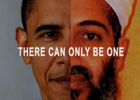 Obama Vs Osama ~ An Indian Christian