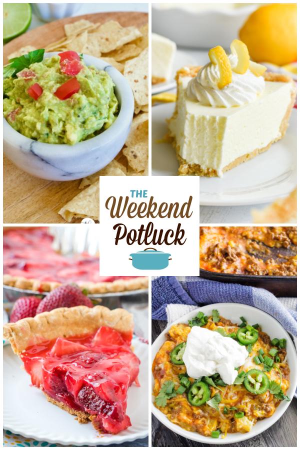 A virtual recipe swap with Super Simple Guacamole, Creamy Lemon Pie, Fresh Strawberry Pie, Easy Tamale Casserole and dozens more!