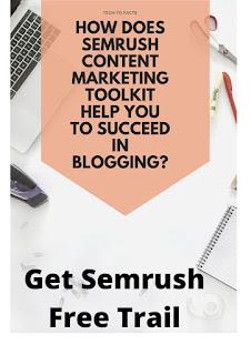 semrush free trail content marketing toolkit content marketing blogging content
