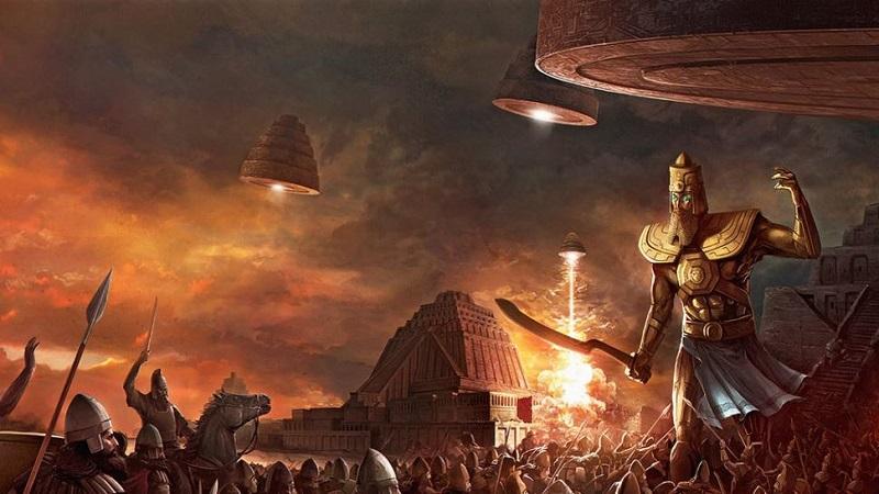 Mitologia Anunáqui e Suméria