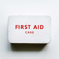 The healing process first aid kit image