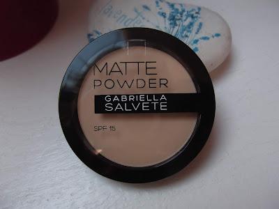 Matte powder od Gabriella Salvete