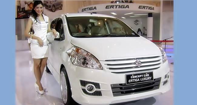 New Suzuki Ertiga Dreza 2016 Paling Laris