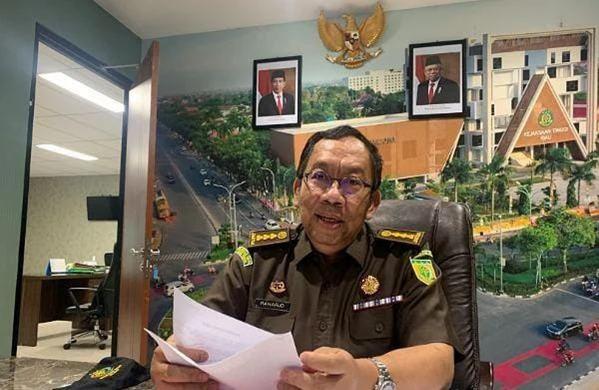 Korupsi 6 Kegiatan di Sekretariat Daerah, Mantan Bupati Kuansing Jadi Tersangka di Kejati Riau