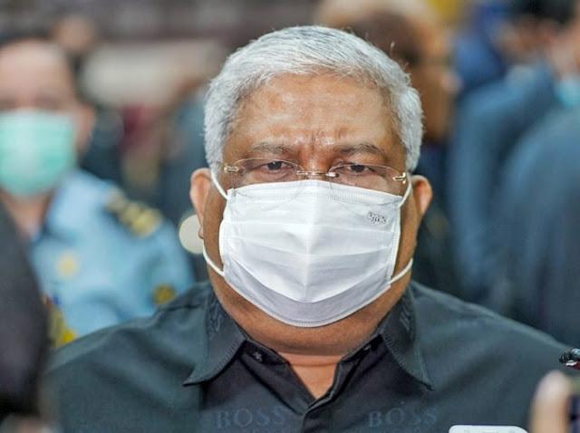 Ali Mazi Keluarkan Surat Edaran dan Instruksi Pemberlakuan PPKM Mikro di Kota Kendari.lelemuku.com.jpg