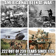 AMERICA HAS BEEN  AT WAR
