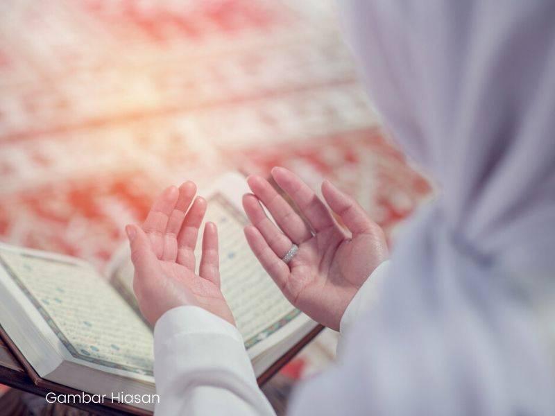 doa pemanis wajah untuk wanita lelaki