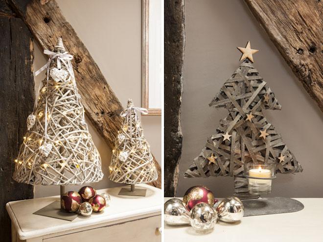 Rustik chateaux for Accesorios para decorar en navidad