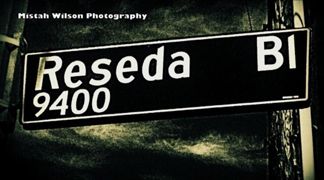 Reseda Boulevard, Northridge, California by Mistah Wilson
