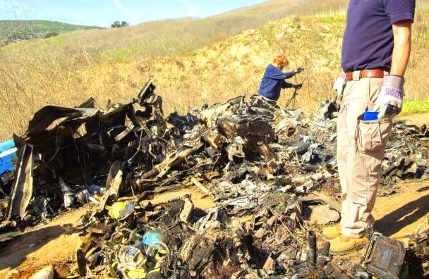 Pilot Helikopter Naas Kobe Bryant Terbukti Negatif Narkoba dan Alkohol