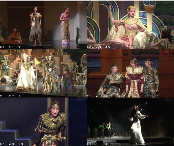 [TV-Variety] 宝塚宙組『王家に捧ぐ歌』-オペラ「アイーダ」より- (WOWOW 2016.10.22)