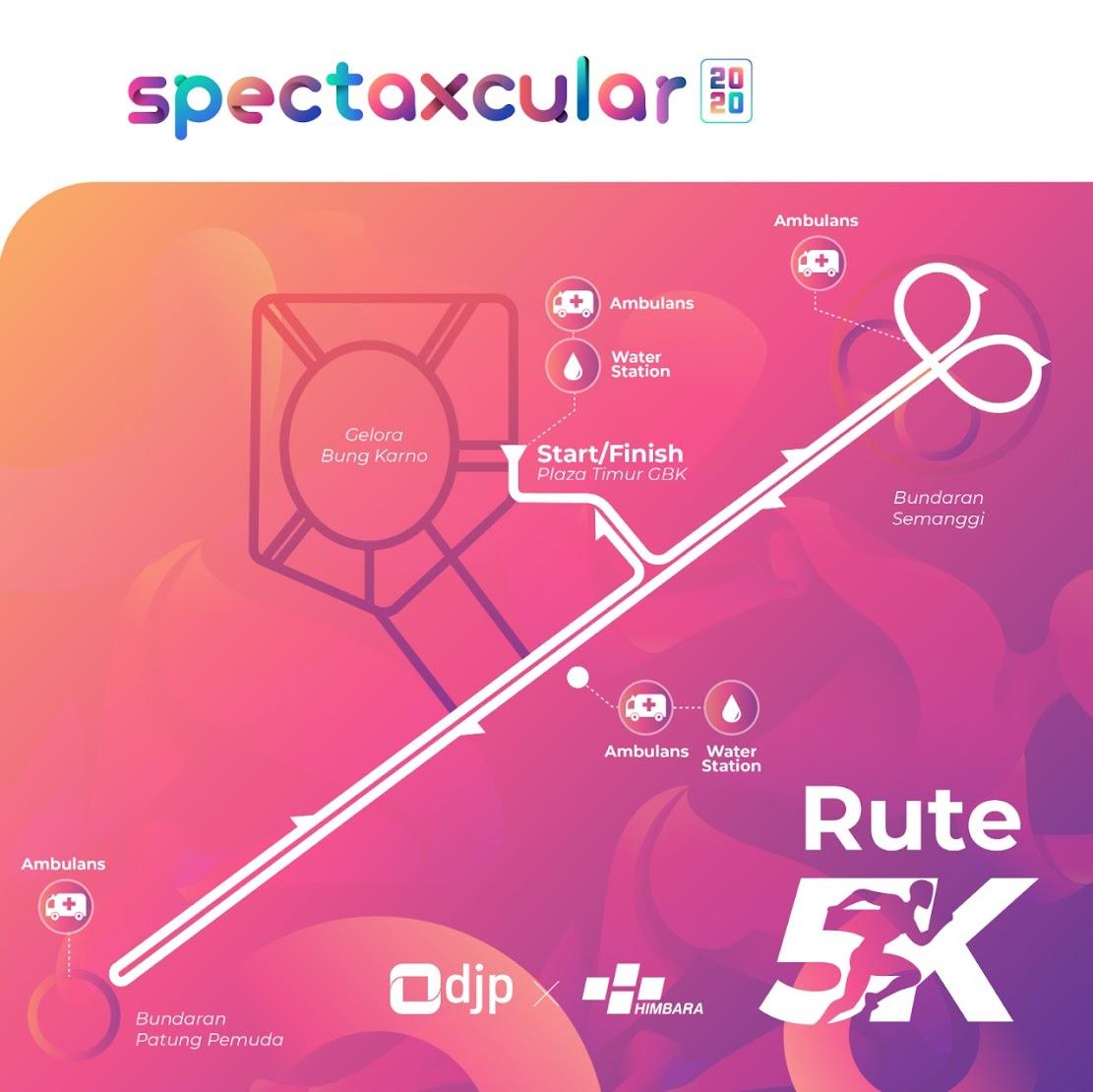 Spectaxcular Run • 2020