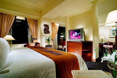 Gambar 4.57e: Kamar Suite Bed dengan Living Room