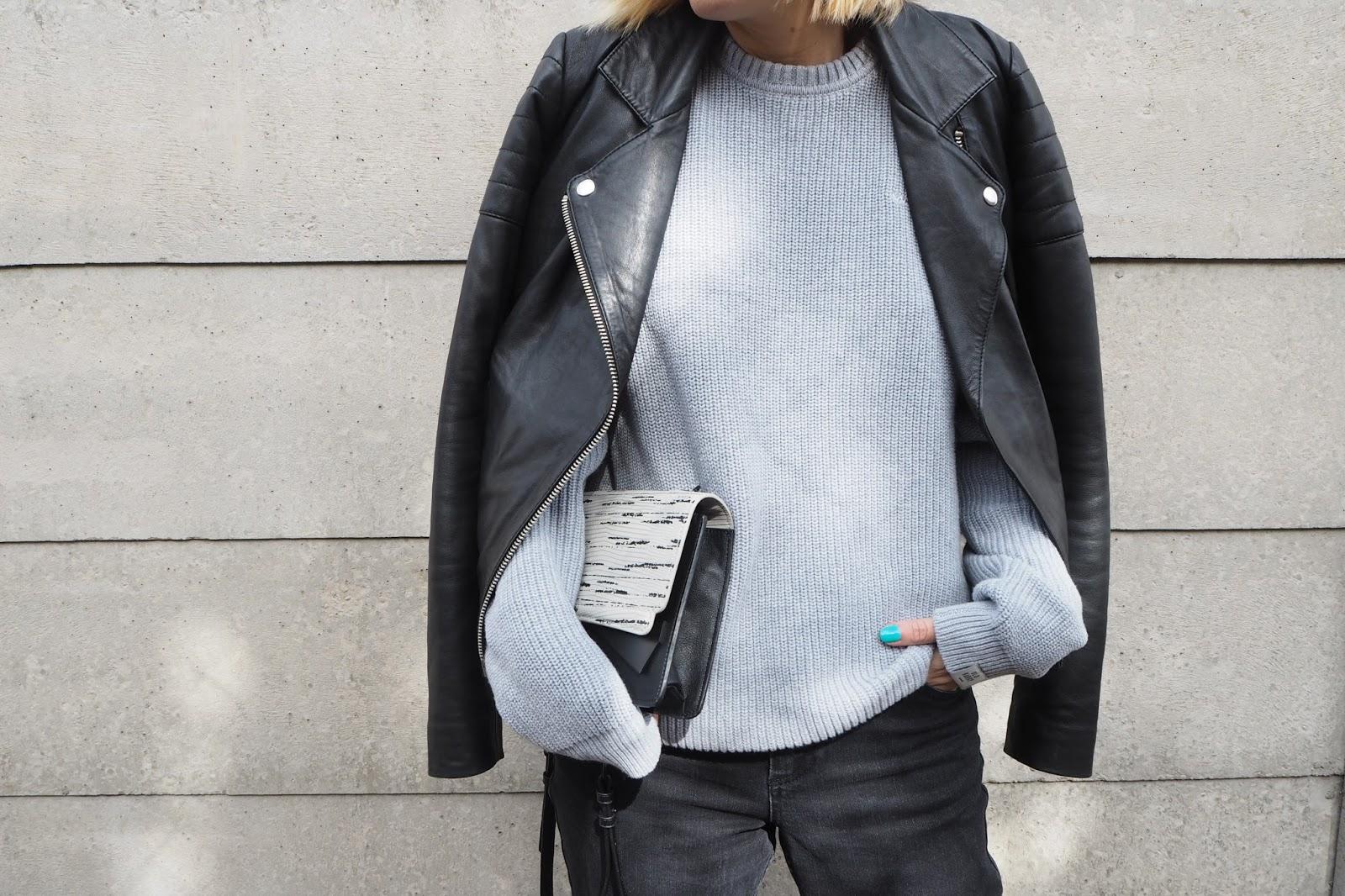Leather jacket jigsaw - Investment Buy Leather Biker Jacket