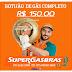 Promoção: Botijão de gás completo por R$ 150,00 no SuperGasBras. Ligue 32523300 ou 075999303300