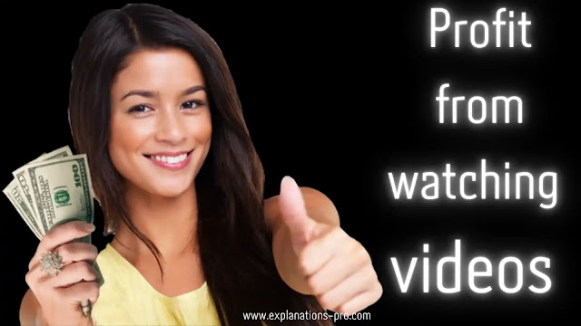 Profit from watching videos