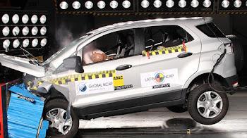 Cero estrellas latín NCAP ¡Que mal por el Ford Ka!