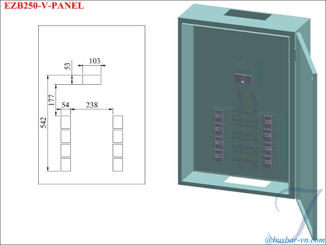 EZB250-V-Panel