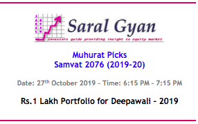 Diwali Muhurat Picks Samvat 2076