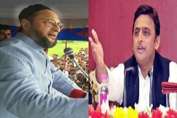 asaduddin-owaisi-slams-akhilesh-yadav-for-blaming-to-cut-vote